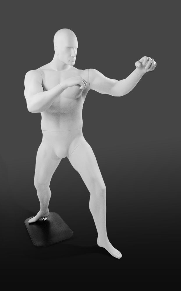 Боксер-рукапашник