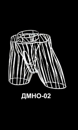 """Демоформы ног серии """"Озарение"""" ДМНО-02"""