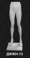 Демоформы ног женские ДФЖН 13 с подставкой