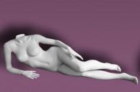 Женские манекены серии