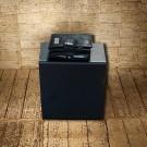 Экспозитор для бумажника черный W-01