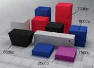 Прямоугольный подиум