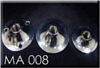 втулка крепления в пятку MA 008