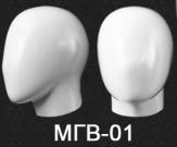 Голова мужская МГВ-01 серии