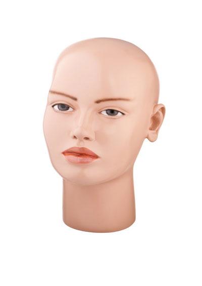 Голова женского манекена Альбина