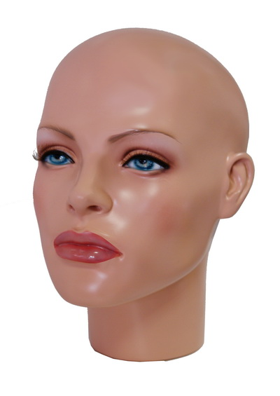 Голова женского манекена Анфиса