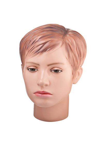 Голова женского манекена Просковья