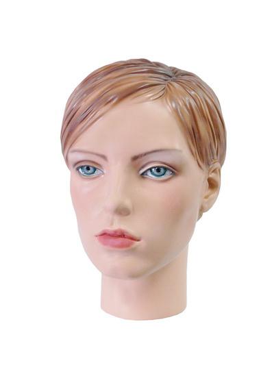 Голова женского манекена Варвара