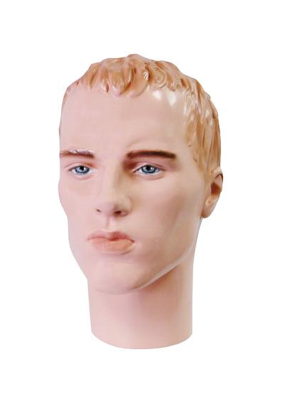 Голова мужского манекена Ермолай