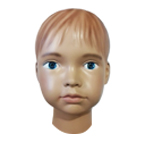 Голова детского манекена Феня