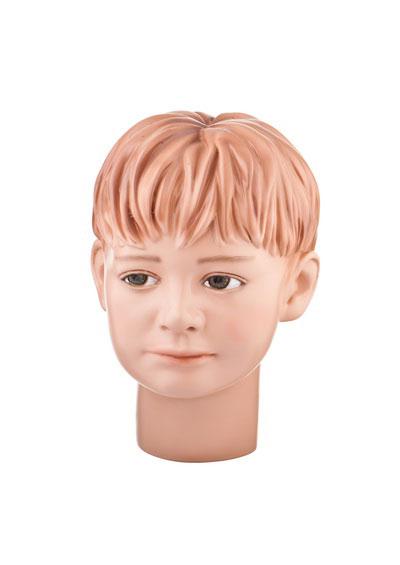 Голова детского манекена Мишенька