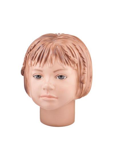 Голова детского манекена Сашка