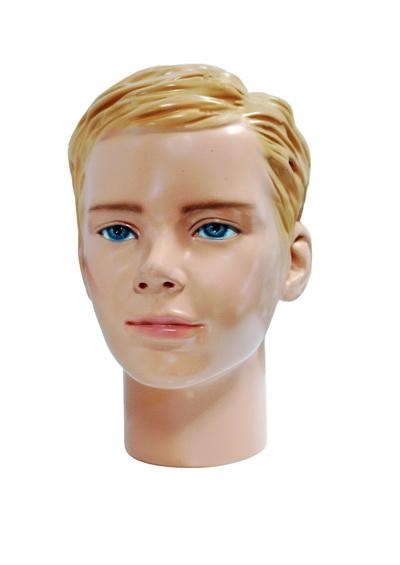 Голова детского манекена Толик