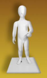 """Детский манекен серии """"Нахаленок"""" НВФ-1,5"""