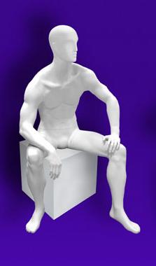 """Мужские манекены серии """"Независимость"""" -03"""