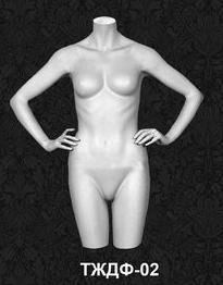 Серия торсы женские 02