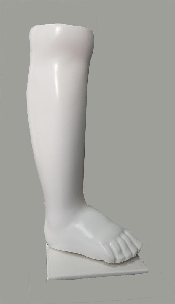 Ножка грудничка