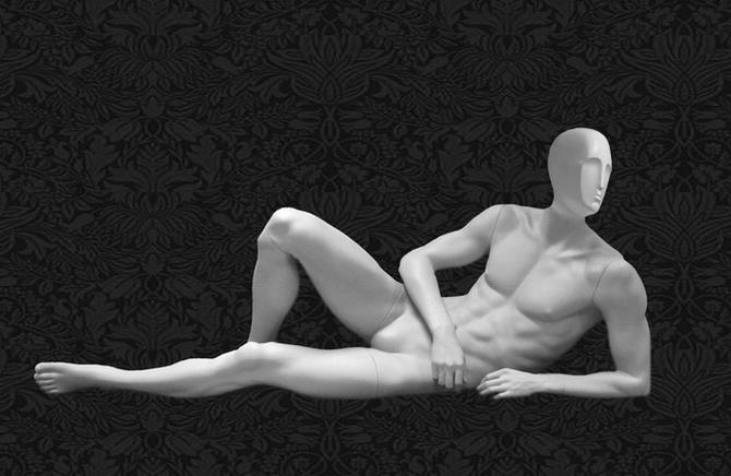 Мужские манекены серии