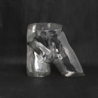 Мужские бедра прозрачные «В движении» 02 - DTMHP-002