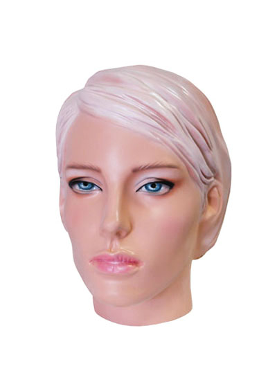 Голова женского манекена Дарья