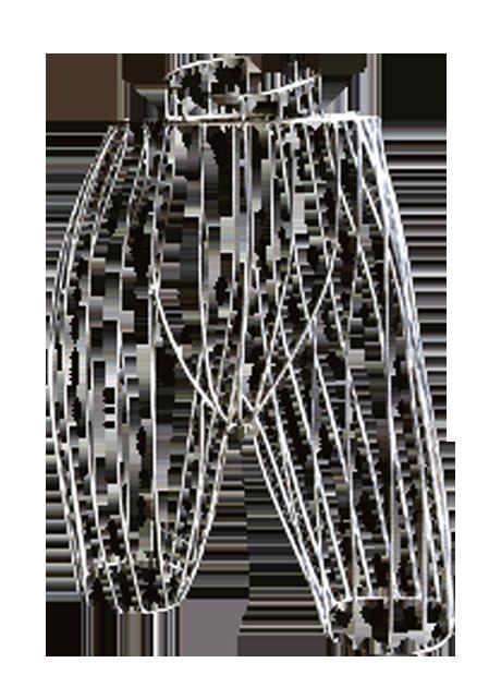 Демоформы ног серии
