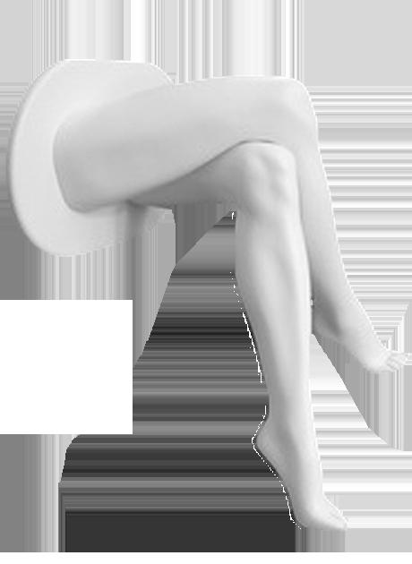 Демоформы женских ног настенные