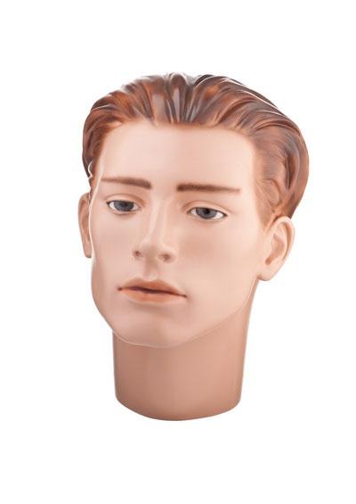 Голова мужского манекена Дорофей