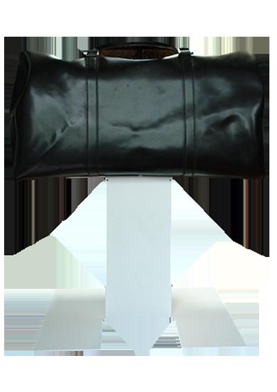 Экспозитор для обуви белый SH-18