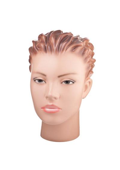 Голова женского манекена Галина