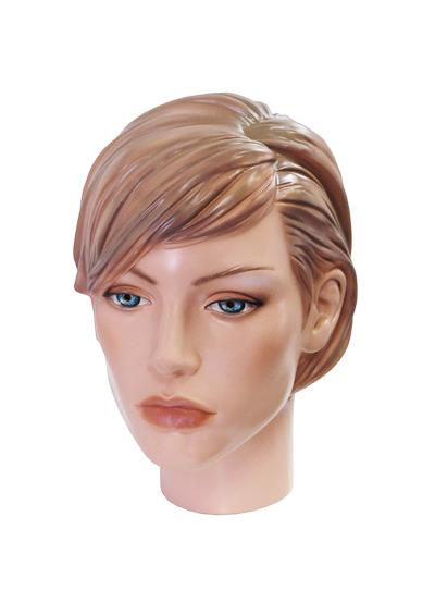 Голова женского манекена Глафира