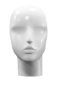 Голова женская ТА-Б
