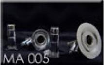 элемент крепления кистей MA 005
