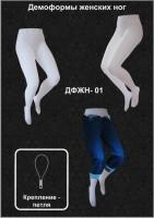 Демоформы ног женские ДФЖН 05 с подставкой