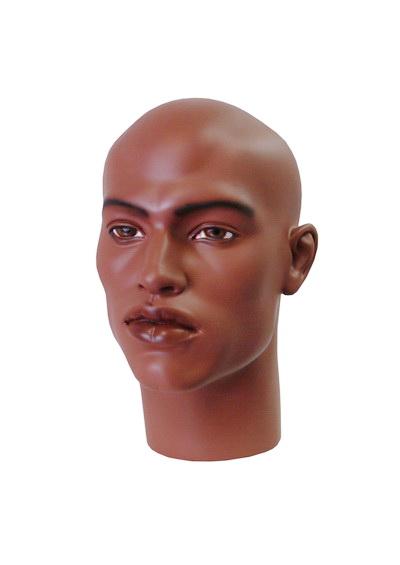 Голова мужского манекена Джозеф