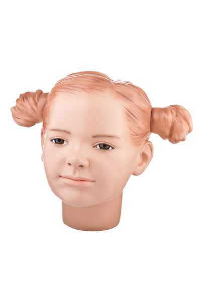 Голова детского манекена Леночка