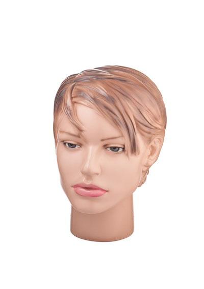 Голова женского манекена Людмила