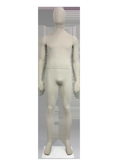 Мужские тканевые манекены серии