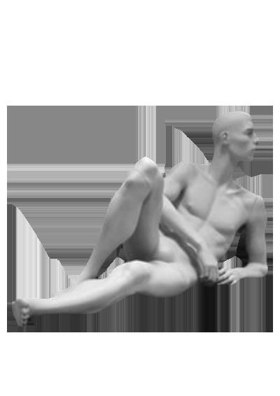 Мужской манекен серии