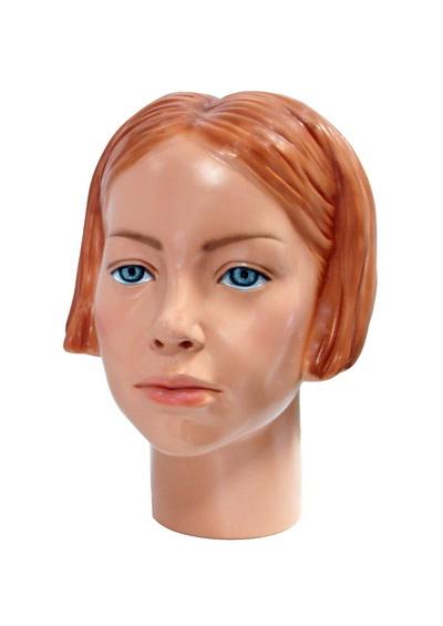 Голова детского манекена Наташка