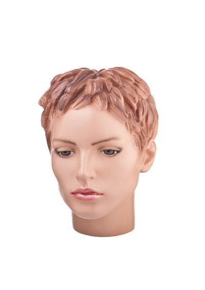 Голова женского манекена Пелагея