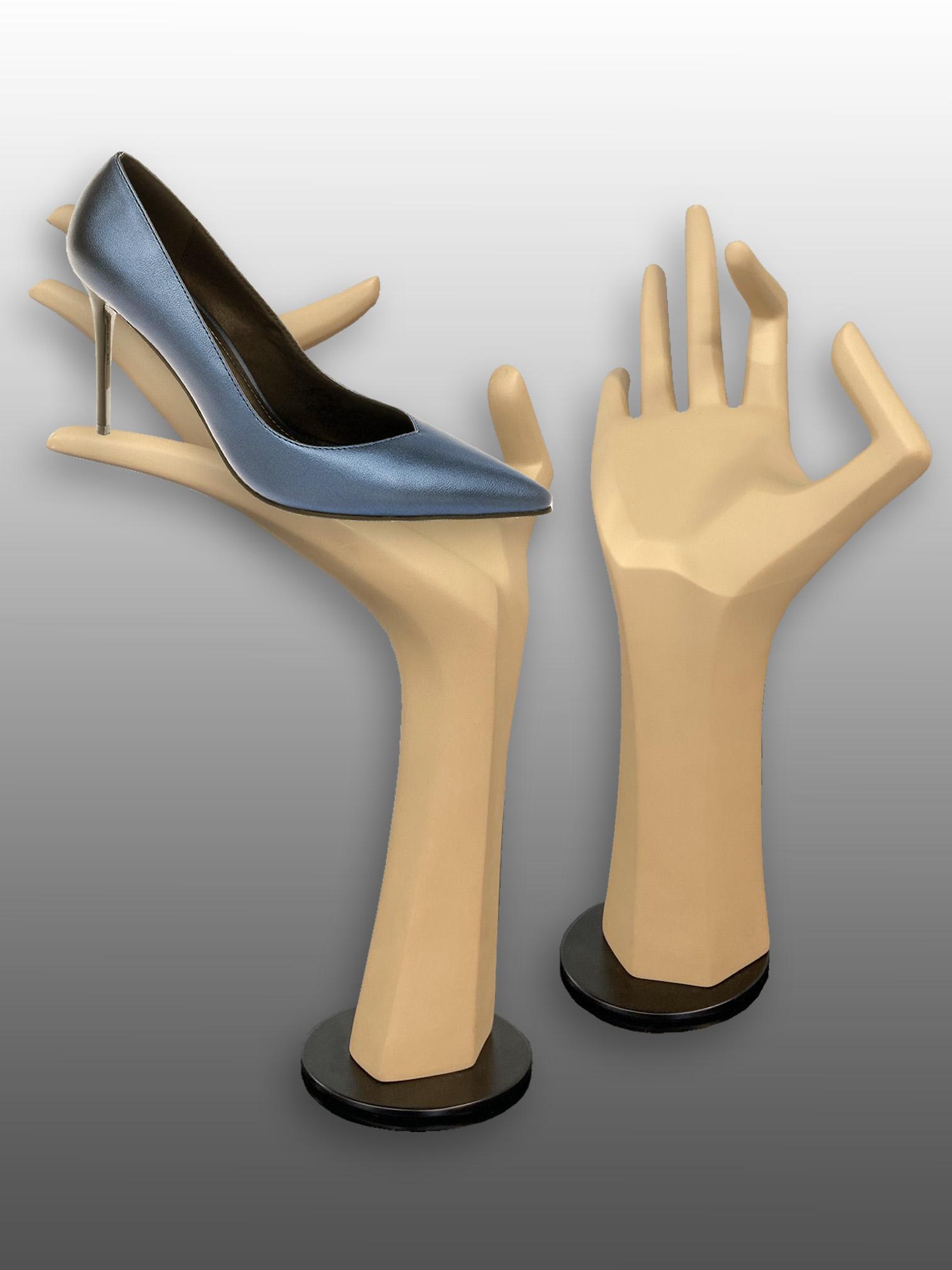 Рука-демонстратор для туфель
