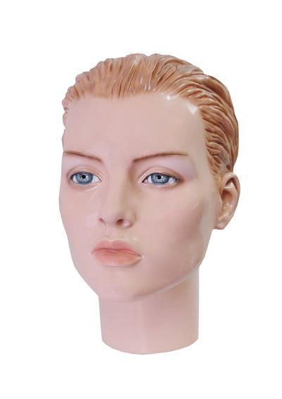 Голова женского манекена Серафима