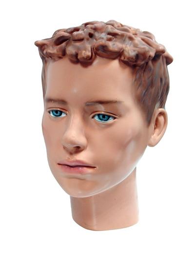 Голова детского манекена Серега