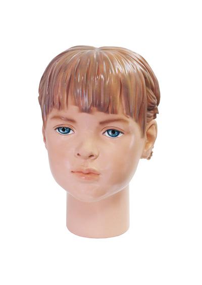 Голова детского манекена Светланка