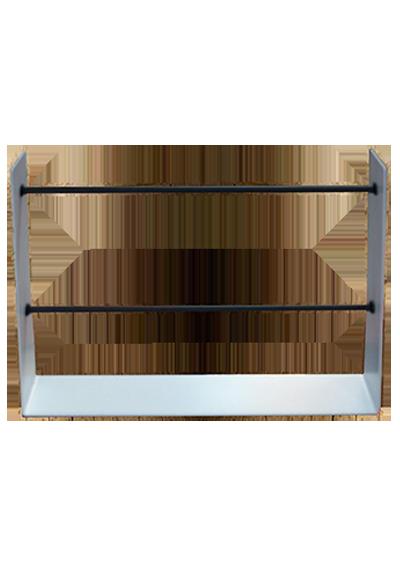 U-образный двойной экспозитор (H 40, L 50) U-96