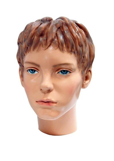 Голова детского манекена Вера