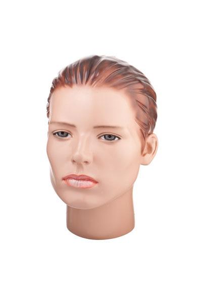 Голова женского манекена Веселина