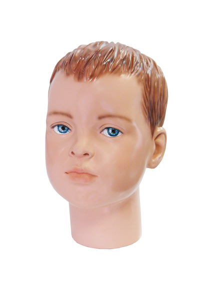 Голова детского манекена Владик