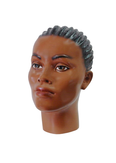Голова женского манекена Зарина