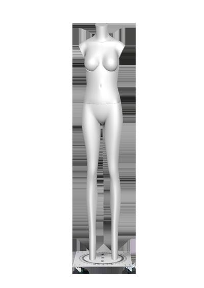 Женский манекен для фотосъемки ФотоХит ТОП размер S